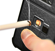Multifunctional Cigarette Lighter Cover for iPhone 6 Built-in Cigarette Lighter/bottle Opener/ Camera Stable Tripod Case