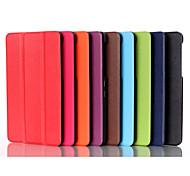 vendita superiore di colore solido pelle custer lusso di caso di vibrazione corpo pieno per ASUS fe171 (colori assortiti)