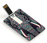 16GB Elephant Design Card USB Flash Drive