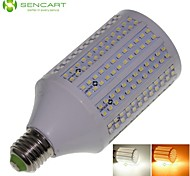 E27 25W 348x3528SMD 2200LM 3500K 6000K  Warm White/Cool White Light LED Corn Bulb AC85-265V