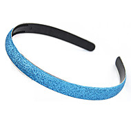Cinderella Princess Style Fashion Hot Shiny Matte Beads Candy Color Headband