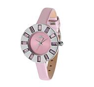 orologio grande diamante moda femminile (colori assortiti)