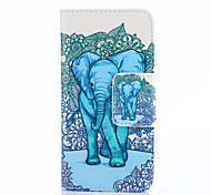 Elephant Painting Phone Case for iPhone 5/5S