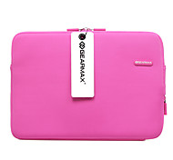 caja de la manga del ordenador portátil del neopreno impermeable moda gearmax® para el aire del macbook pro 13