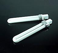 4PCS Nail Art 9W Phototherapy Electron Lamp Tubes / UV Electron Lamp Tubes