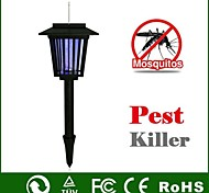 Solar Power Mosquito Pest Killer with LED Lamp