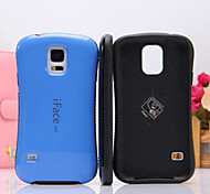 iFace sensation for Samsung S5 hard case anti-shock heavy duty cover(Assorted Color)