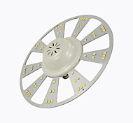Luces de Techo Decorativa 8A Lighting 12 W 60 SMD 2835 1200 LM Blanco Cálido/Blanco Fresco AC 85-265 V 1 pieza