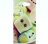 Cotton Candy Pattern Soft TPU Case for Sony Xperia M2