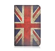 RetroStyle Union Jack PU Leather Full Body Cases with Stand for Samsung Galaxy Tab P3100