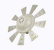 Luces de Techo Decorativa 8A Lighting 15 W 75 SMD 2835 1500 LM Blanco Cálido/Blanco Fresco AC 85-265 V 1 pieza