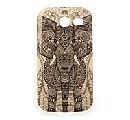 Retro Elefanten Malerei tpu Fall für Samsung-Galaxie-Tasche 2 G110