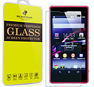 Mr.northjoe® Tempered Glass Film Screen Protector for Sony Xperia Z1 Compact / Z1 Mini