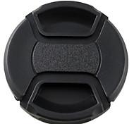 mengs® 62mm de resorte de la tapa de la lente con la cadena / correa para nikon canon y sony