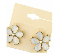 Lovely Flowers Earrings*1pair