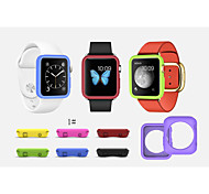 TPU Colorful Protective Case Cover for Apple iWatch (42 MM)