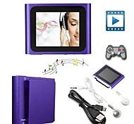 Jugador MP3/MP4 LCD - 32GB -