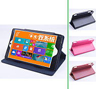 Original Stand  PU Leather Protect Tablet Case Cover  for 8 inch Tablet PC Teclast X80H