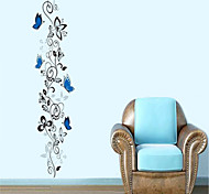 Adesivi da parete - di Plastica - Blu - Innovativo