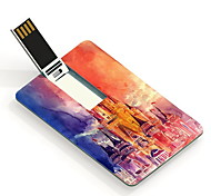 64GB The Castle Design Card USB Flash Drive