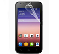 Clear Screen Protector Film for Huawei Ascend Y550