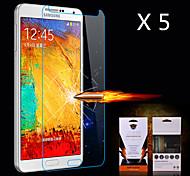 ultimative Stoßdämpfung Displayschutzfolie für Samsung Galaxy s6 (5 Stück)