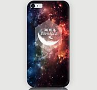 cielo stellato modello posteriore Case for iPhone 6 più