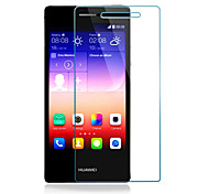 0.26 Arc-proof Low Royal Blue Border Scraping Phone Steel Membrane Suitable for Huawei P7