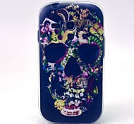 The Big Black Pattern Soft Case for Samsung Galaxy S3 Mini I8190