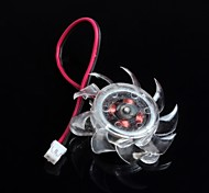 4010 Small Fan 4cm Host Desktop Graphics Card Fan Radiator Cooling Fan
