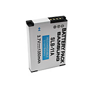 1350mAh SLB-11A Camera Battery Pack for  Samsung TL320  PL70/PL50/PL60/PL65/WB550/L100/M110