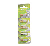GP 5PCS 23A 12V Alkaline Battery for Wireless Doorbell / Remote Control /Alarm