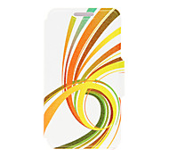 For Huawei Case Card Holder / with Stand / Flip Case Full Body Case Other Hard PU Leather Huawei Huawei Honor 4X