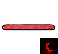 NITEIZE SLP-03-51 Signal Light Bracelet LED Light Warning Band  (Black + Red)