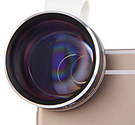 7x Optical Magnification Long Focal Telescope Mobile Telephoto Lens with Clip Design for Phone