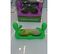 Created Business Card Holder Silicone