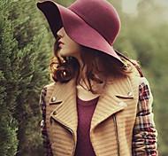 Women Cotton Bowler/Cloche Hat , Vintage/Casual Winter