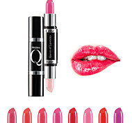 Q10 Two-in-one Moisturizing Nourishing Non-fading  Lipstick