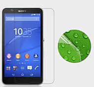 alta definición flim protector de pantalla para Sony Xperia e4