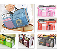 MY EASY BAG Handbag Organiser Purse Large liner Organizer Tidy Bag Pouch(Random Color)