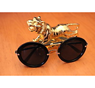 Fashion Circle Frame Sunglasses