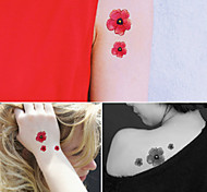 Hot! Temporary Body Tattoo Paste Waterproof Tattoo Stickers Wholesale for Men and Women,3 Style Tattoo Paste