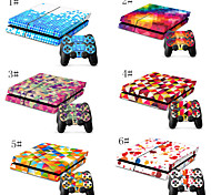 Skins Saviors Vinyl Decal Cover for PS4 Console PlayStation 4 & 2 PlayStation PS4 Controller Skins for Free