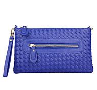 Casual - Portafoglio da polso - Donna - Corda - Blu