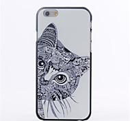 cat pattern pc Schutzhülle für iPhone 6