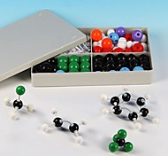 ZIQIAO JY-016 Molecular Model Set Kit Teach General for Fans Organic Chemistry