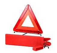 RUNDONG® Car International Reflective Triangle Warning Sign