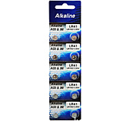 ALKALINE AG3 LR41 392 High Capacity Button  Batteries (10PCS)