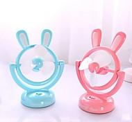 USB Mirror Style Fan(Random Color)