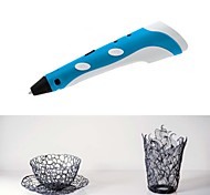 3d caneta desenho impressão modelagem elaboração ferramenta impressora artes 1,75 milímetros abs filamento